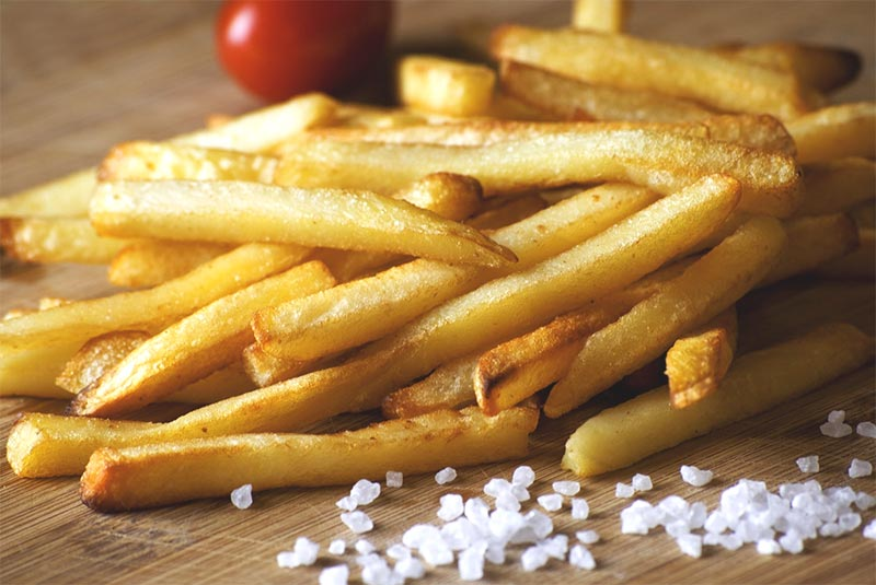 Fries – Lee's Frozen Food Sdn  Bhd