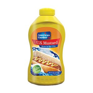 Yellow Mustard 8oz