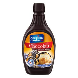 Chocolat Syrup